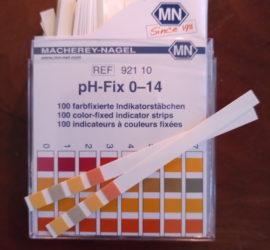 Urinsteine über pH-Wert beeinflussen